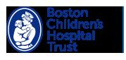 Boston Children's Hospital Trust Logo