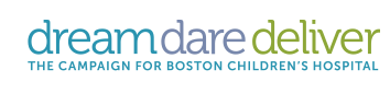 Dream Dare Deliver - Capital Campaign Logo