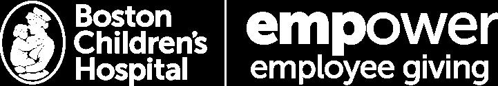 Boston Children's Hospital Trust | Empower Employee Giving