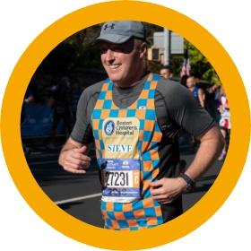 Full or Half Marathons